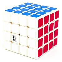 Кубик QiYi MoFangGe 4x4x4 QiYuan, білий, в коробці, фото 1