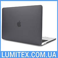 """Чехол для Apple MacBook Air 13"""" - макбук эйр (черный)"""
