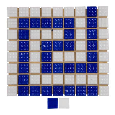 Плитка керамическая бордюрная с поручнем и водостоком Aquaviva AV3-1U/YC3-1U, фото 2