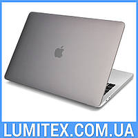 "Чехол для Apple MacBook Air 13"" - макбук эйр (серый)"