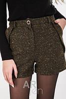 Женские шорты стильного фасона  Размеры S M L