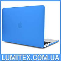 """Чехол для Apple MacBook Air 13"""" - макбук эйр (синий)"""
