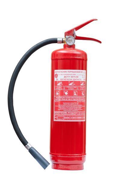 Огнетушитель порошковый ВП-3/ОП-3 (закачной)