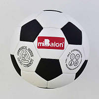 Мяч футбольный С 34173 (60) 1 вид, 380 грамм, материал - мягкий PVC