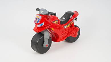 Каталка-толокар - Беговел детский. Мотоцикл ORION 501-K. Красный