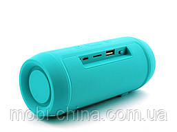 JBL Charge 2 mini 3W J006B копия, колонка с FM Bluetooth MP3, Teal мятная, фото 3