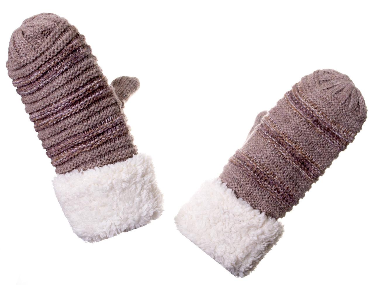 Рукавички жіночі теплі Dazu Польща