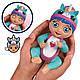 Інтерактивна лялька Tiny Toes Луна Єдиноріг, фото 3