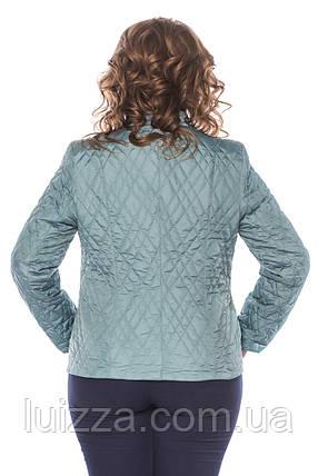 Женская куртка  ТОЛЬКО 50, 58р, фото 2