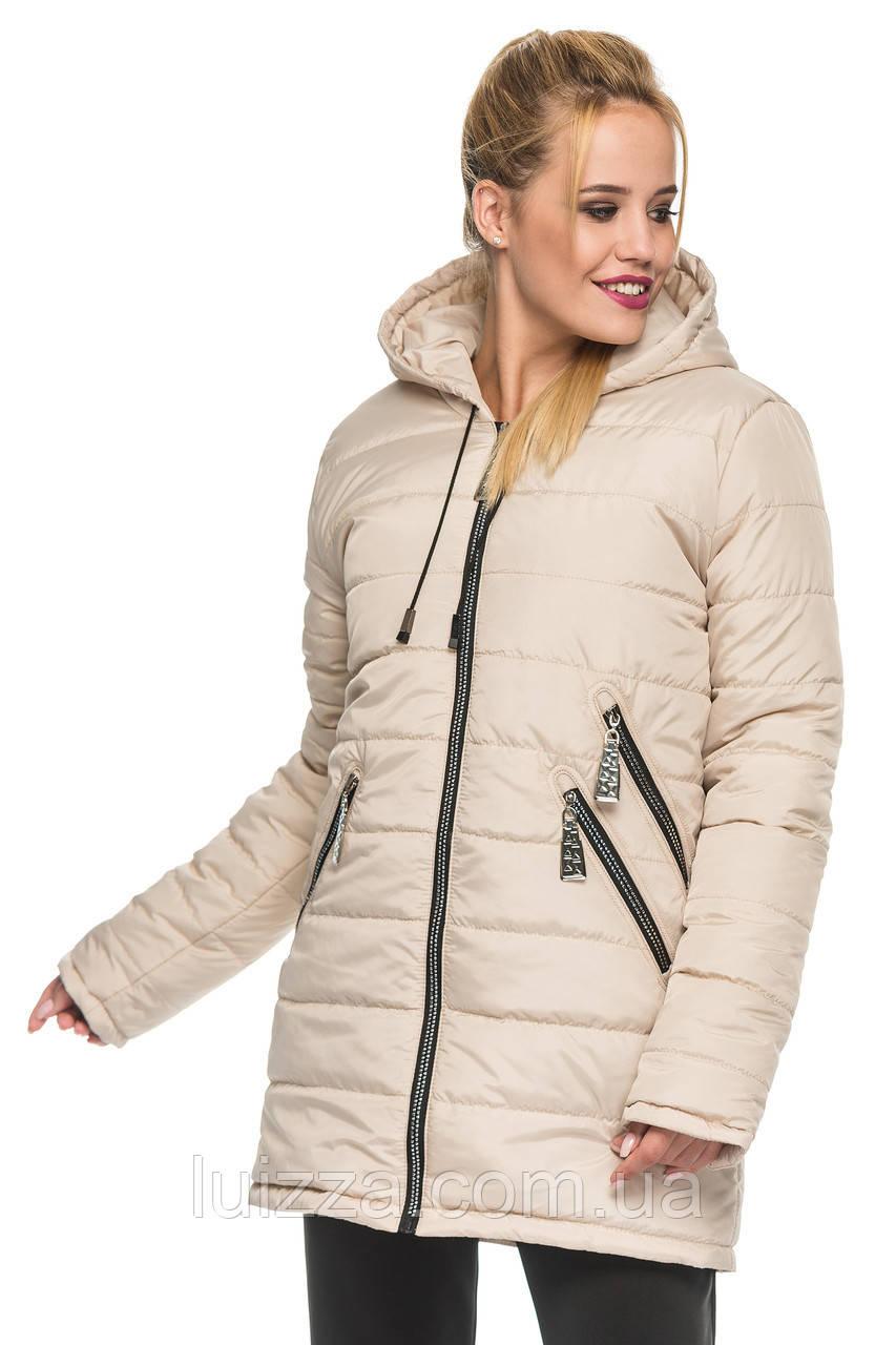 Зимняя женская куртка 44-52р