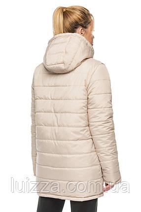 Зимняя женская куртка 44-52р, фото 2