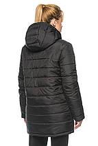 Зимняя удленная куртка 44-52р, фото 3