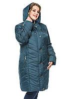 Зимняя куртка - батал 50-62р