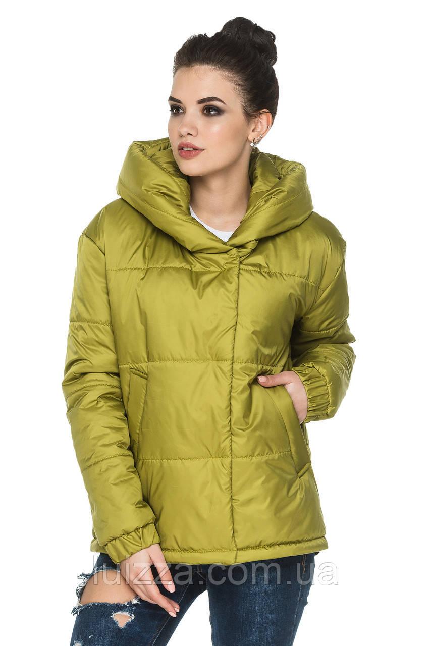 Куртка женская весна  44-56р