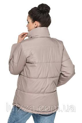 Куртка женская весна-осень 44-56р, фото 2