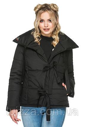 Женская куртка весенняя 44 46 48 50 54р, фото 2