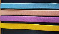 Резина 1,8 см (цветная однотон)вмотке 25 ярдов (23 метра)