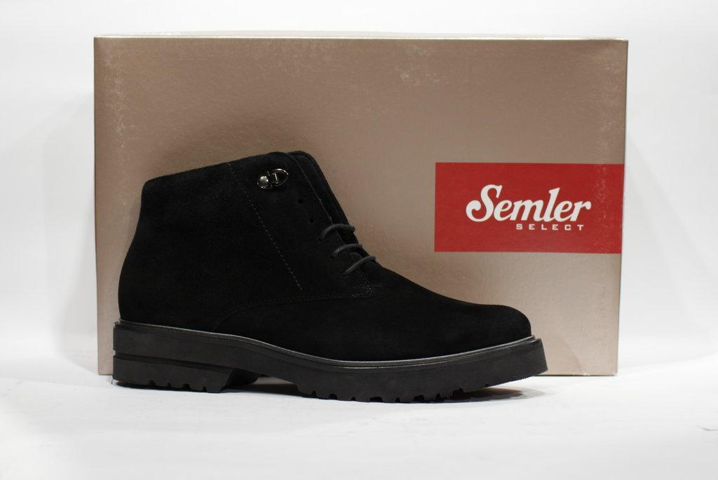 d675d1ea Шикарные кожаные ботинки Semler, Германия оригинал: продажа, цена в ...