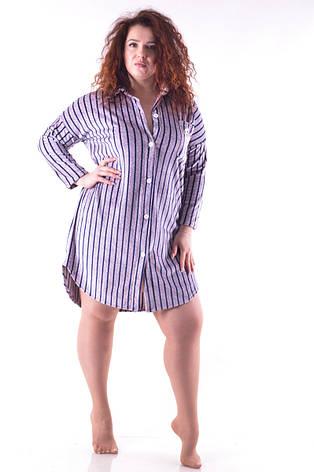 Женский велюровый халат 040-1, фото 2