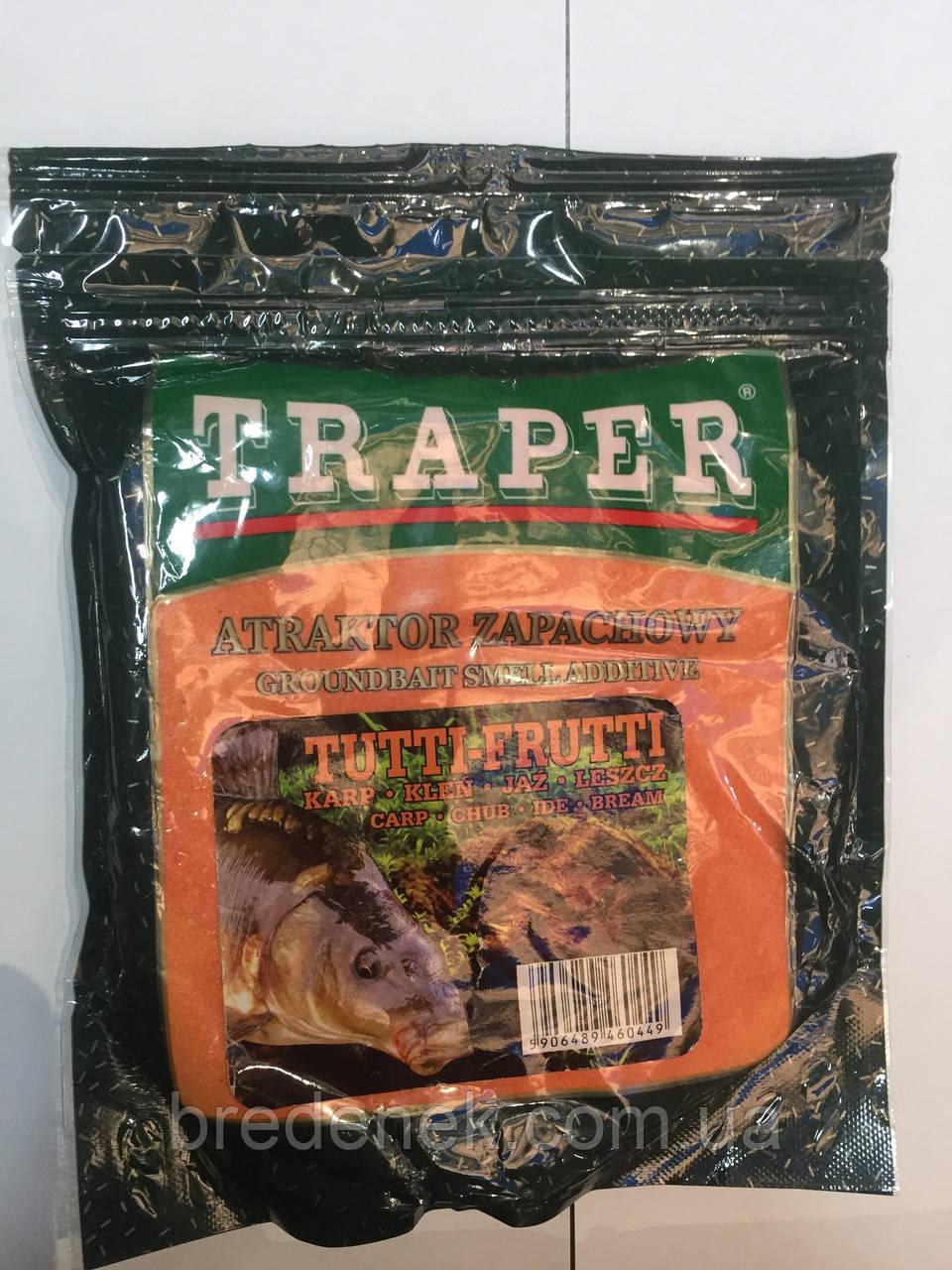 Атрактанти сухий Traper 250гр(Тутті-Фрутті)