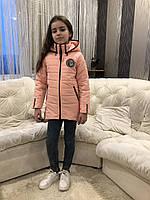Куртка весна осень для девочки 1211