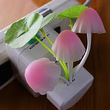 """Светодиодный ночник с датчиком света грибы из фильма """"Аватар"""", фото 2"""