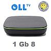 OLL TV BOX 18   медиаплеер с подключением и подпиской на любой пакет OLL TV !