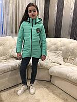 Куртка весна осень для девочки 1212
