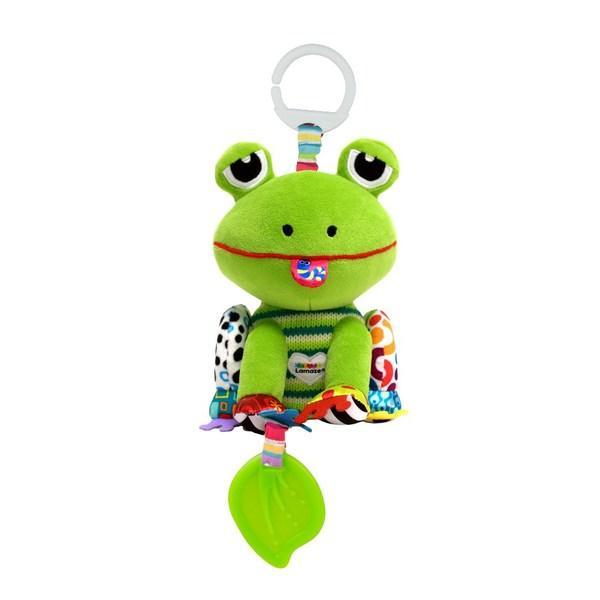 Развивающая подвесная игрушка для малышей Лягушонок Джек LC27522 Lamaze