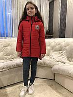 Куртка весна осень для девочки 1213