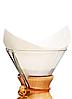 Фільтри для Chemex 6/8/10 cup квадратні білі 100 шт, фото 2