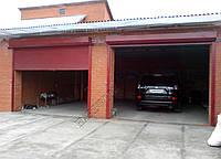 Рулонные стальные промышленные ворота TM Hardwick 3500*2500 мм
