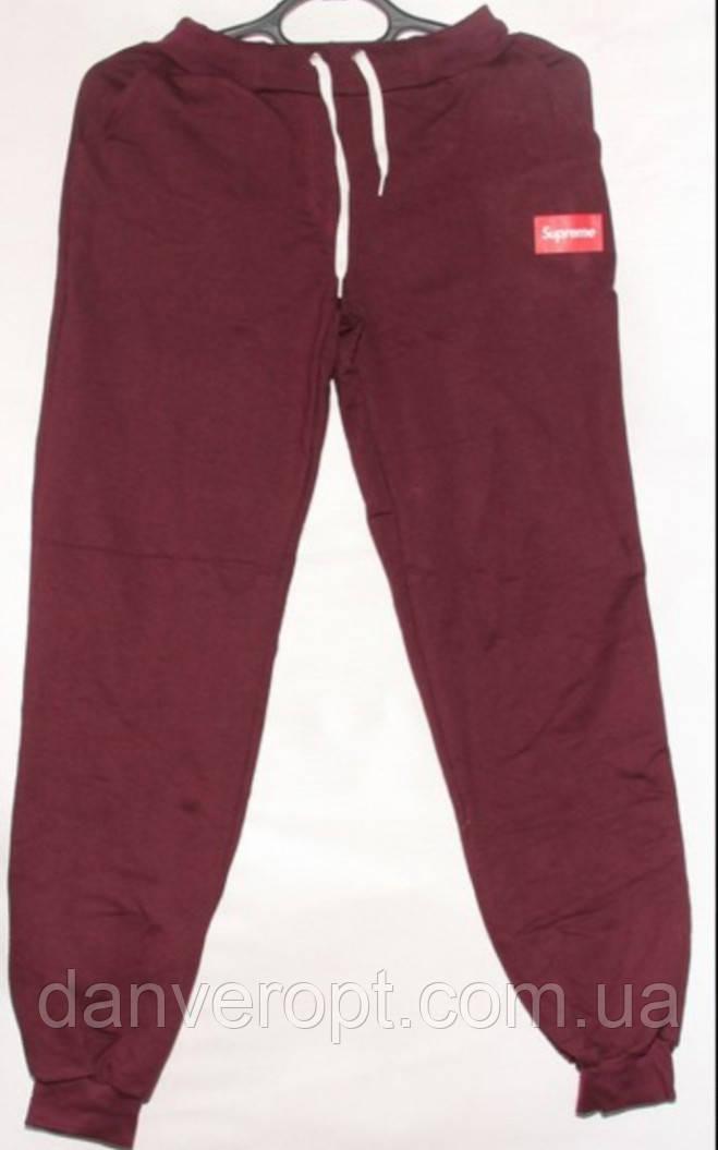 2a2fa4989 Спортивные штаны женские стильный принт SUPREME размер S-XL, купить оптом  со склада 7км
