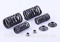 Ремкомплект клапанный (пружины, тарелки, сальники, сухари) - СВ-150