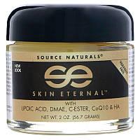 """Ночной крем для лица Source Naturals """"Skin Eternal Cream"""" питание и уход за кожей (56.7 г)"""