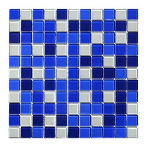 Мозаика стеклянная Aquaviva Сristall Jamaika Dark DCM301, фото 2