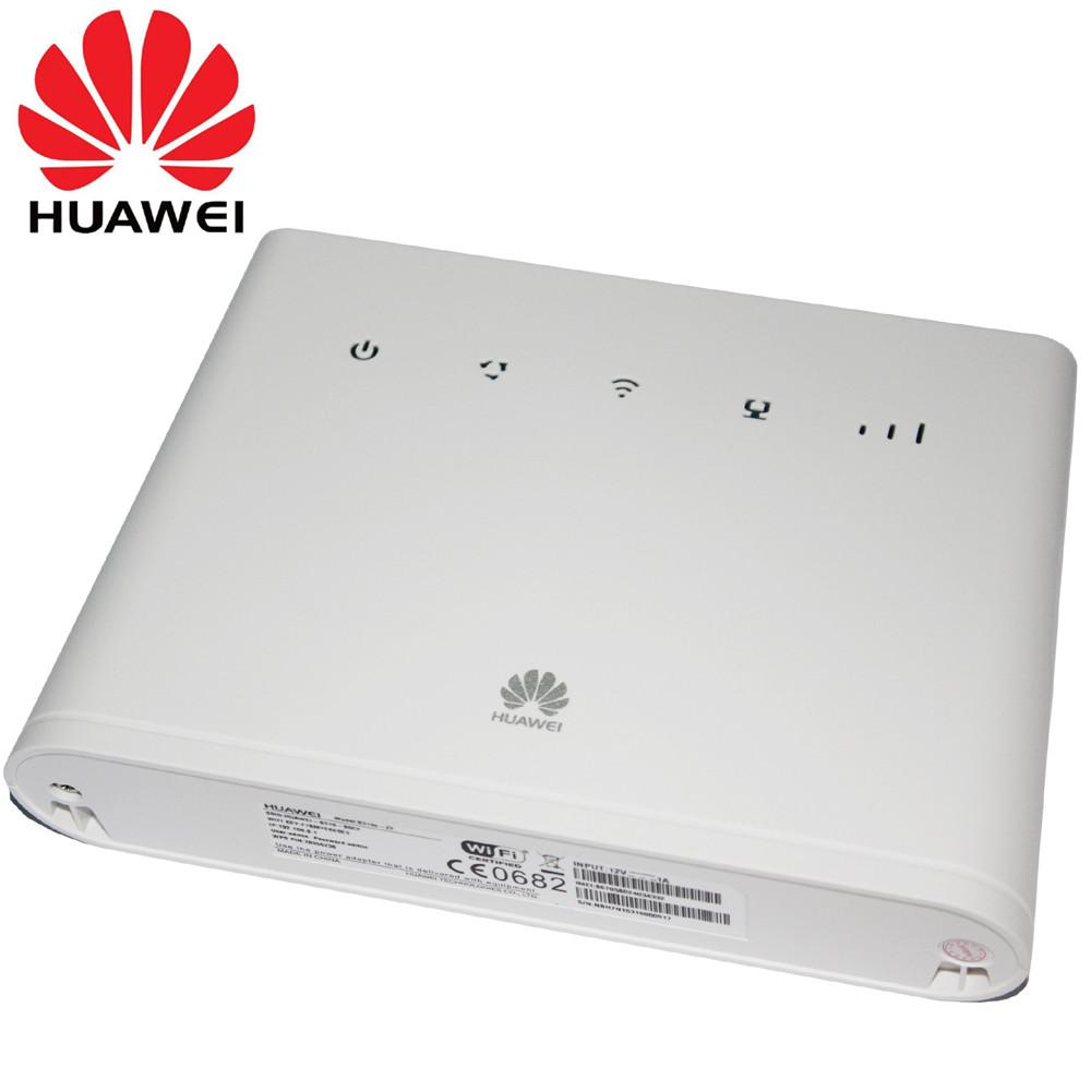 3G/4G або Wi-Fi Роутер Huawei B310s-22