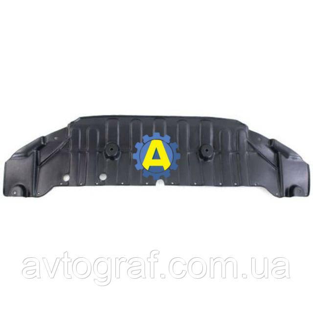 Защита бампера переднего на Hyundai Elantra 2011-2016