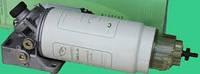 Фильтр топливный с отстойником и кронштейном в сборе FAW CA3252, фото 1