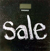 Весы напольные Grunhelm BES-1SL 180 кг (Sale)