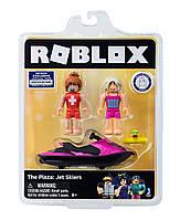 Набор фигурок Роблокс. Roblox Celebrity The Plaza Jetskiers