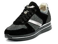Модні кросівки жіночі замшеві демісезонні 41 розмір Мида 210130 (225) cc074c46eed60