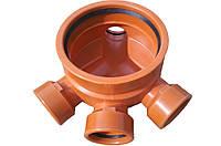 Колодец 2-х плоскостной Мпласт д.315х160
