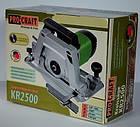 Пила дискова ProСraft KR-2500 (переворотная), фото 9
