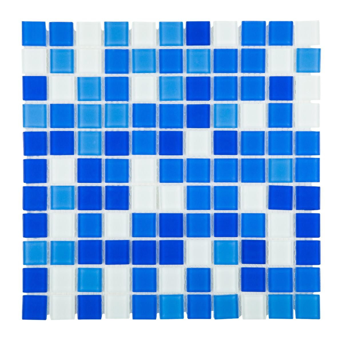 Мозаика стеклянная Aquaviva Cristall Bagama Light DCM178/304