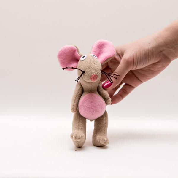 Игрушка Vikamade Груффоло мышка