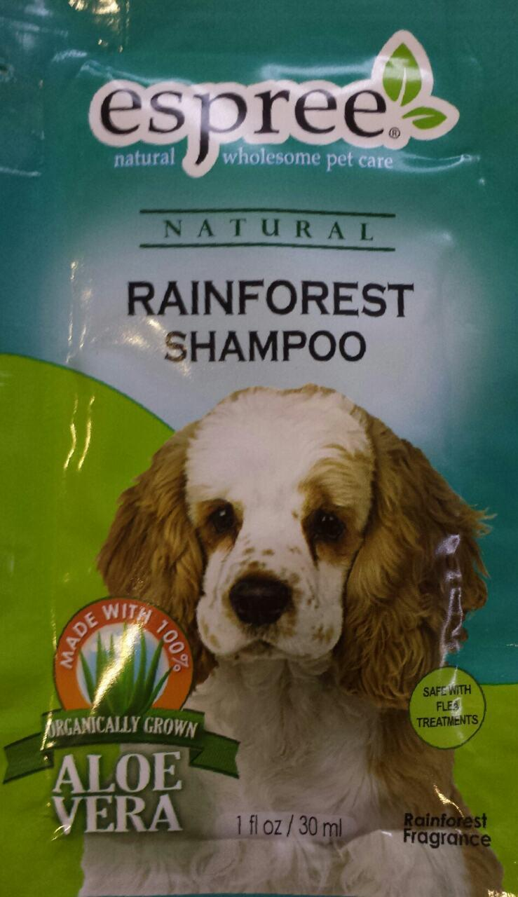 Шампунь Espree Rainforest Shampoo Еспрі з запахом лісу 30 мл