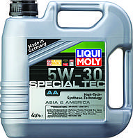 Синтетическое моторное масло LIQUI MOLY SPECIAL TEC АА 5W-30 4л