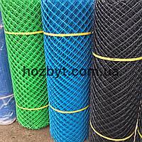 Забор садовый, ячейка 40х40мм. рул. 1х20м (сетки пластиковые)