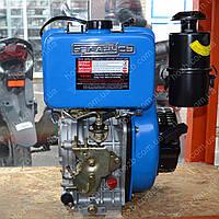 Двигатель дизельный Беларусь 186 FBE 10л.с. с электростартером